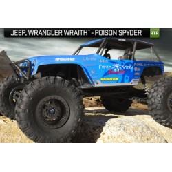 AX90031 - Jeep® Wrangler Wraith-Poison Spyder Rock Racer